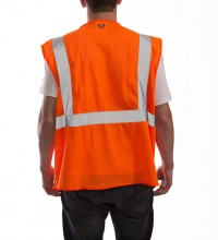 Job Sight Class 2 Mesh Vest
