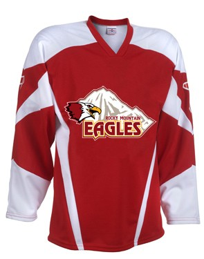 Adult Power Play Hockey Jersey