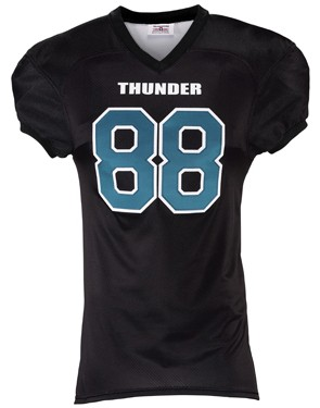 Youth First Down Football Jersey