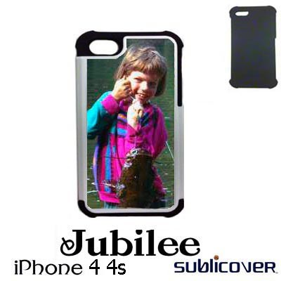 iPhone 4/4s Jubilee Case - White