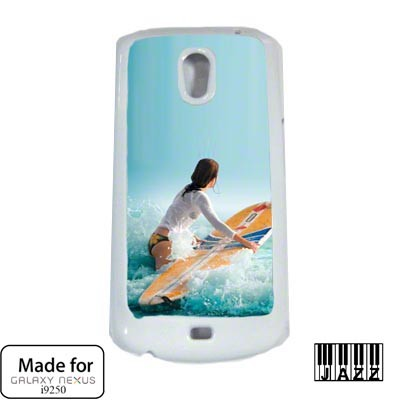 Nexus 3 / i9250 Jazz Case - White