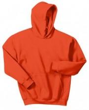 Gildan - Youth Heavy Blend Hooded Sweatshirt Embroidery