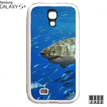 Galaxy S4 Jazz Phone Case - White