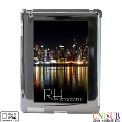 iPad 2/3/4 Unisub Flex Frame Cover - Charcoal