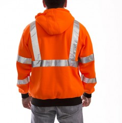 Job Sight™ Class 3 Zip-Up Hoodie