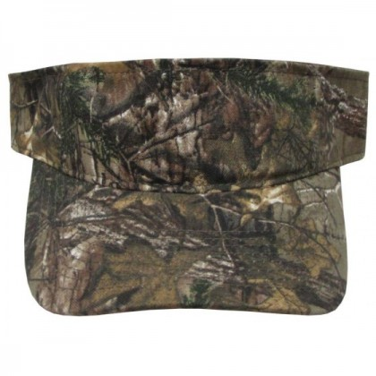 Port Authority Camouflage Visor Embroidery