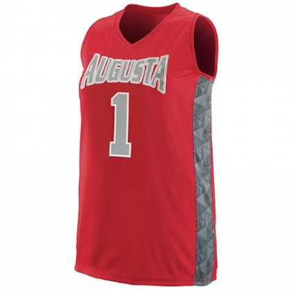 Ladies Fast Break Racerback Jersey