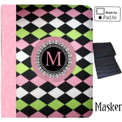 iPad Air Notebook Case - Pink