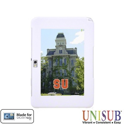 Galaxy Note 10.1 Unisub Flex Cover - White