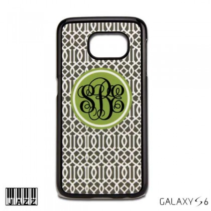 Galaxy S6 Jazz Phone Case - Black