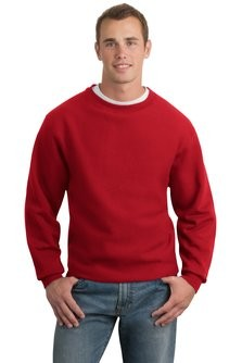 Sport-Tek Super Heavyweight Crewneck Sweatshirt Embroidery