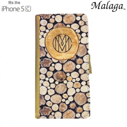 iPhone 5c Malaga Case - Yellow