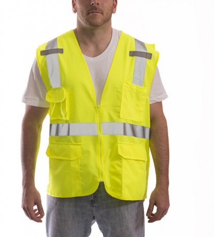 Job Sight Class 2 Surveyor Vest