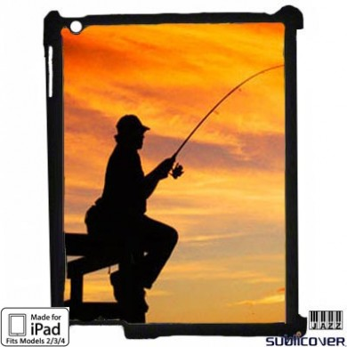 iPad 2/3/4 SubliCOVER Jazz Cover - Black