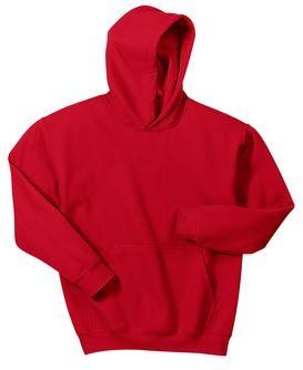 Gildan - Youth Heavy Blend Hooded Sweatshirt