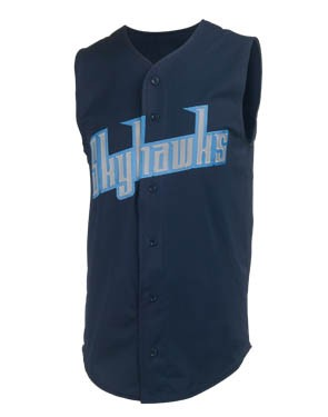 Youth Triple Play Sleeveless Stadium-Core Jersey