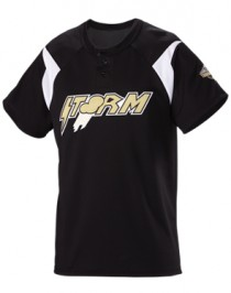 Youth Pickoff Two-Button Jersey