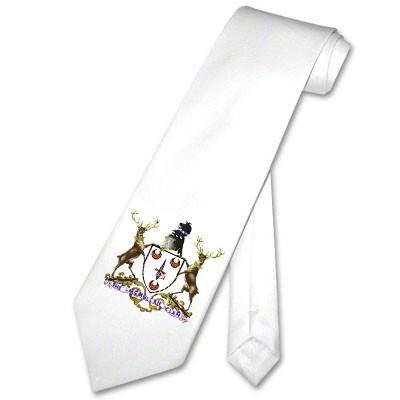 Custom Neck Tie - Matte