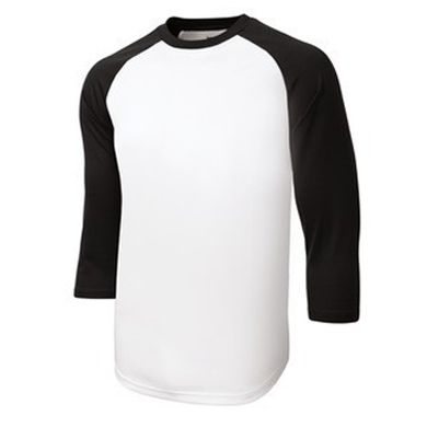 Monag 3/4 Sleeve Baseball Tee Sublimation