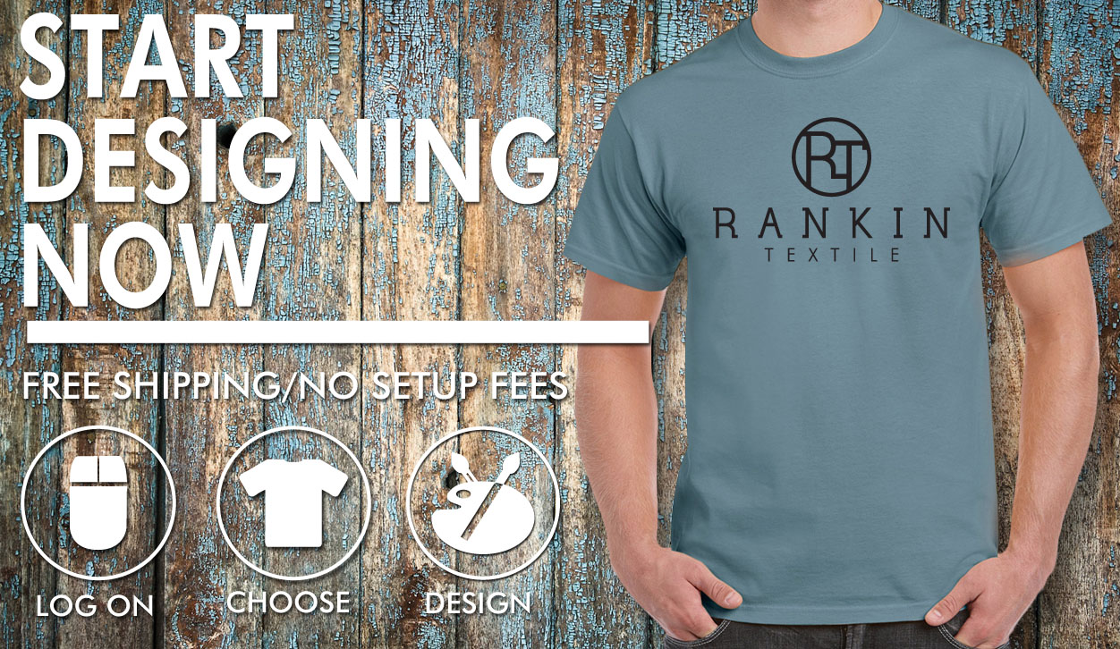 Custom T Shirts - Custom Apparel